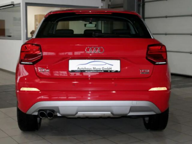 Audi Q2 Sport .0TFSI quattro LED B&O DAB Side GRA
