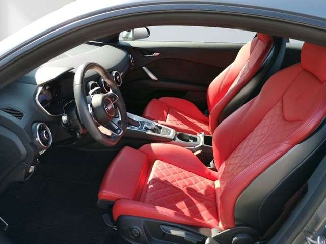 Audi TTS Coupe S tronic