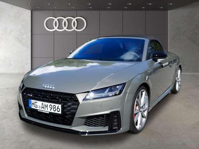 Audi TTS S tronic Kopfraumheizung Rückfahrka
