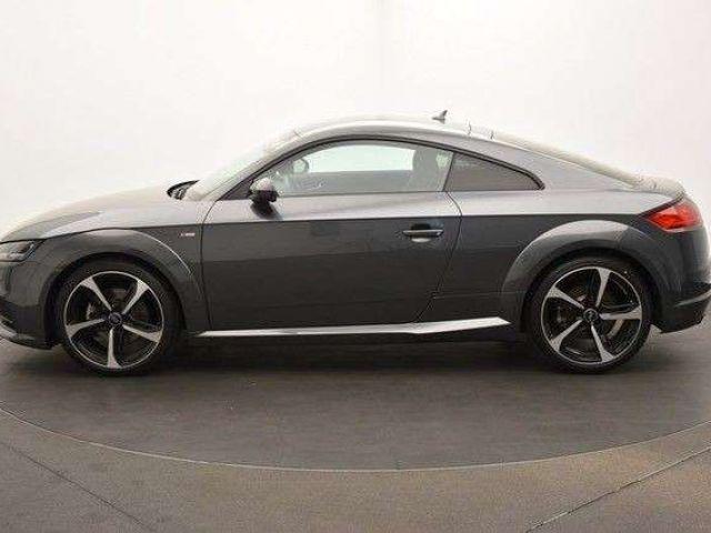 Audi TT 2.0 TFSI quattro S-tronic 3x S line LED/Tempo