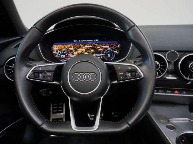 Audi TT 2.0 TFSI S-Tr. Roadster q. 2x S Line *S Sitz