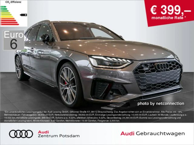 Audi A4 Avant edition one 40TDI quattro LED AHK PA