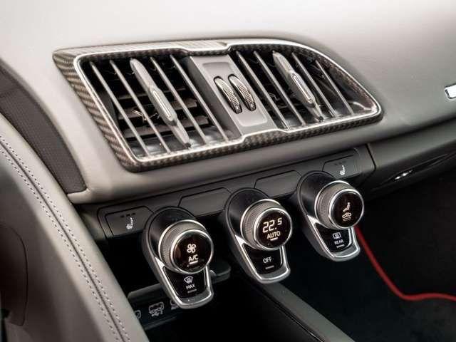 Audi R8 Coupe V10 performance quattro S tronic B&O VO