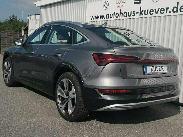 Audi e-tron Sportback 50 Quattro Navi Leder LED ACC