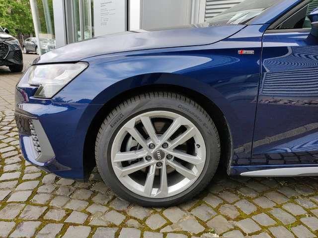 Audi A3 Sportback S line sline 35 TDI stronic Navi PhoneBo