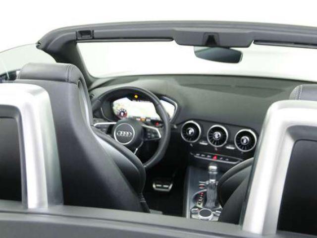 Audi TT Roadster S line 45 TFSI Navi LED Teilleder