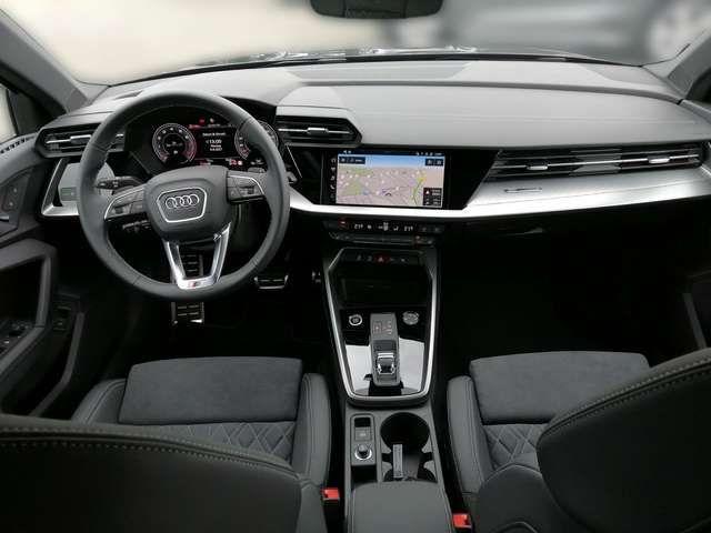 Audi A3 advanced 35 TFSI S tronic Interieur