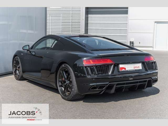 Audi R8 Coupe V10 5.2 FSI RWS Sportauspuff, Bang&Olufse