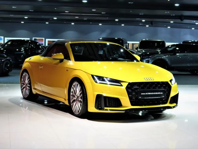 """Audi TT Roadster TFSI S-Line*OPTIK-PACK*LEDER*KAMERA*20""""LM"""
