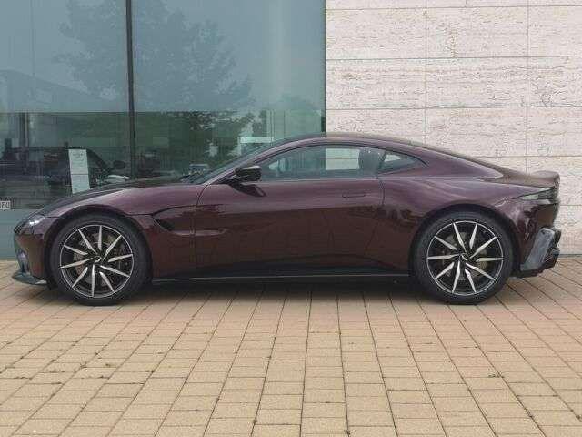 Aston Martin V8 Coupe / Aston Martin Memmingen