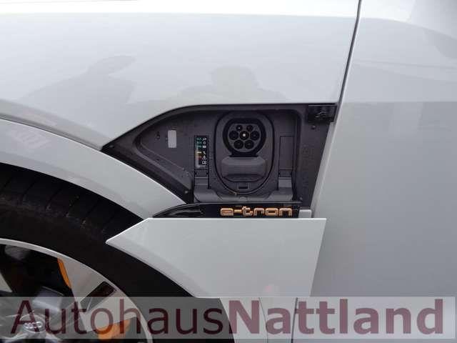 Audi e-tron 50 quattro advanced s-line Pano AHK ACC B&O