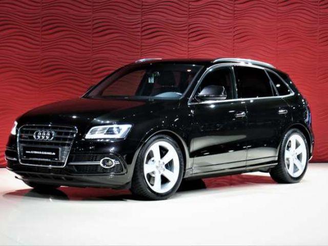 Audi SQ5 3.0 TDI competition*PANORAMA*SITZKLIMA*B&O*