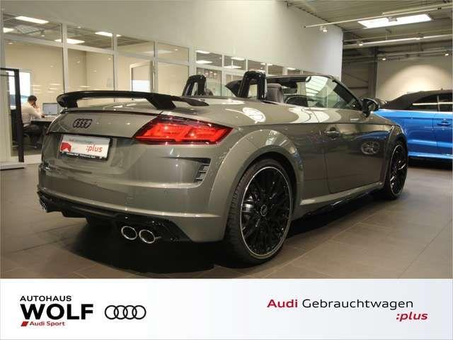 Audi TTS Roadster 2.0 TFSI quattro S tronic Matrix-LED Navi