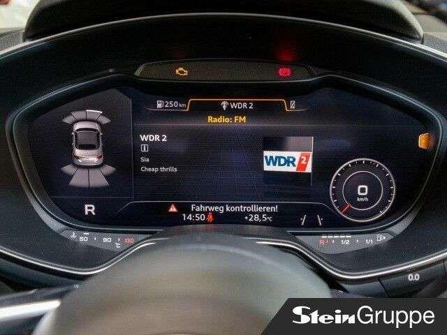 Audi TT Roadster 2.0 TFSI S tronic quaro XENON Klima
