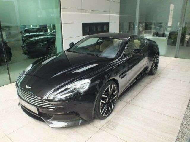 Aston Martin Vanquish 6.0 Touchtronic III perfekter Zustand
