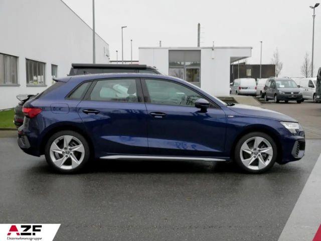 Audi A3 Sportback S line 30 TFSI dig.Tacho+Navi+ACC