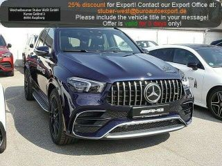 Mercedes-Benz GLE 63 AMG 2020 Benzine