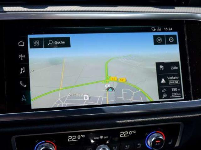 "Audi Q3 advanced »35 TFSI RFK 18"" Navi+ VC S tronic"