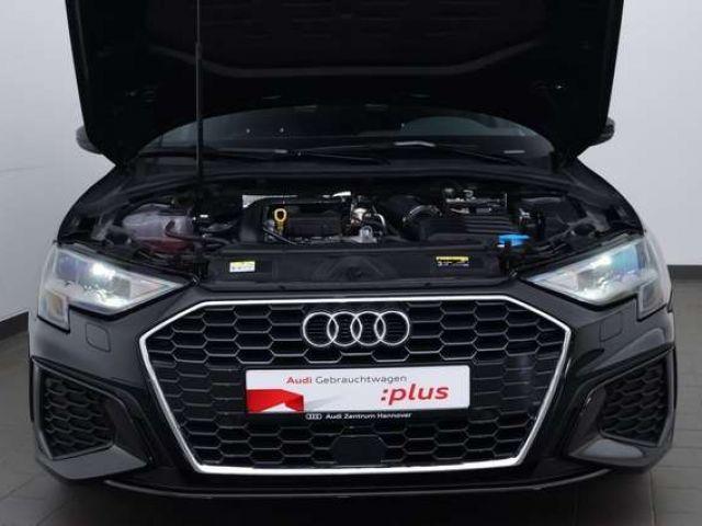 Audi A3 S line 30 TFSI ACC virtual LED Navi