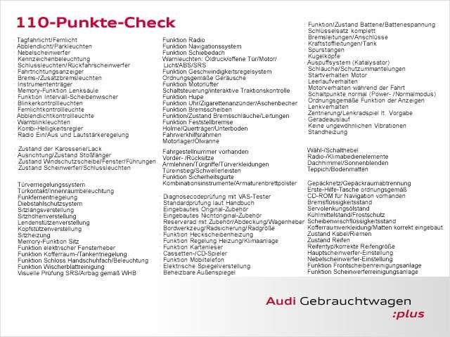 Audi A5 Sportback 45 TDI quattro advanced Euro 6, Navig