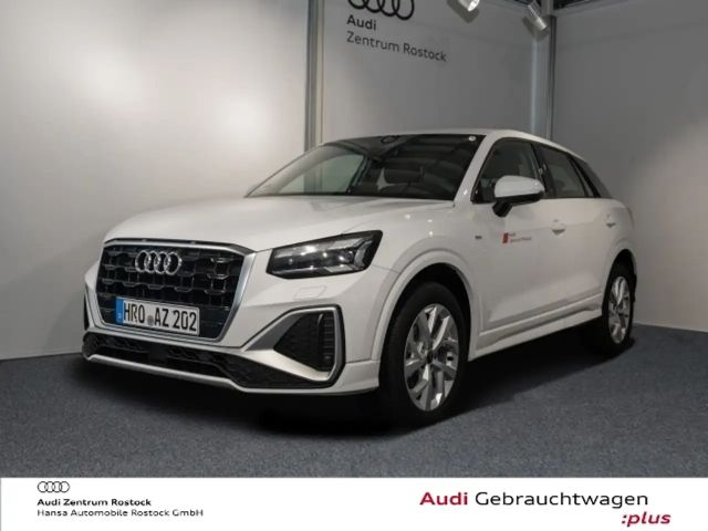Audi Q2 35 TFSI S-LINE+AHK+LED+VIRT.COCK.