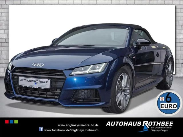 Audi TT Roadster S-line 2.0 TFSI LED+Navi+Alu-19`+PDC