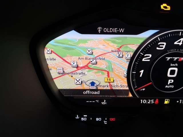 Audi TTS Roadster TFSI quattro S tronic competition plus,