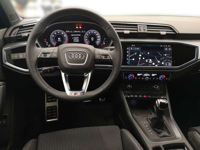 Audi Q3 Sportback 35 TFSI S tronic S line Neupreis 56.345.