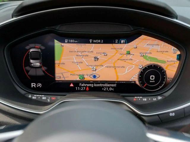 Audi TT 1.8 TFSI S-tronic S Line Navi LED GRA Shzg