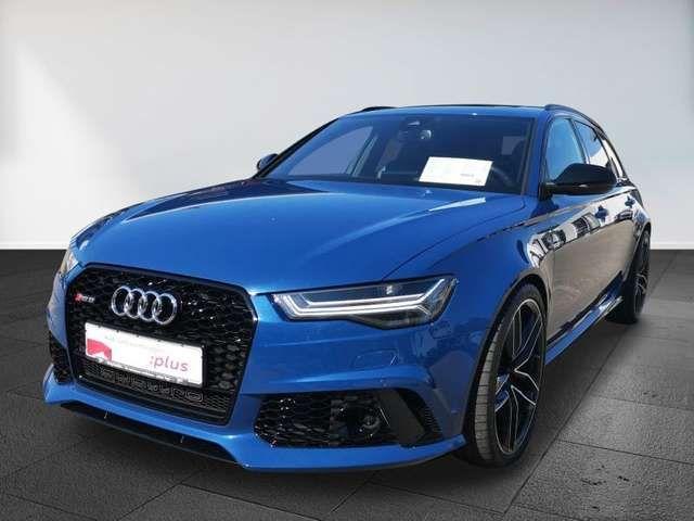Audi RS6 + Avant 4.0 TFSI Abt