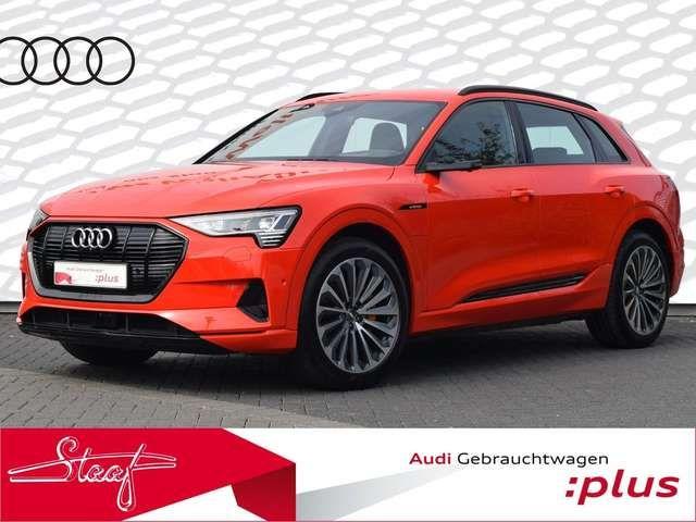 "Audi e-tron advanced S line»55 qu.|21""|AHK|360°|B&O|HuD|Night"