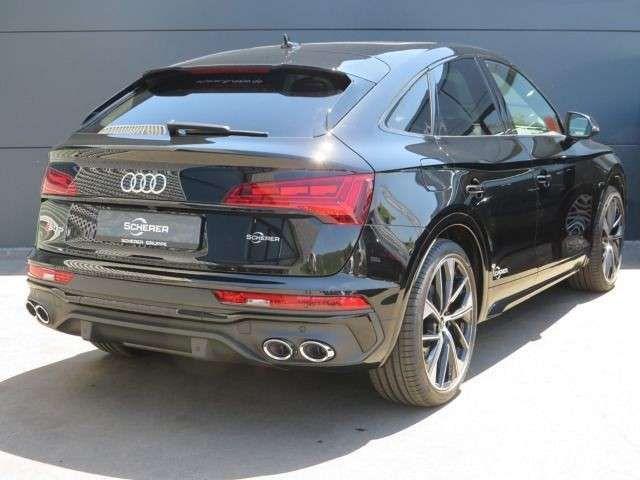 Audi SQ5 Sportback *QuattroSportdiff Nappa Pano MMI+