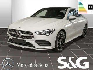 Mercedes-Benz CLA 250 2020 Hybride / Benzine