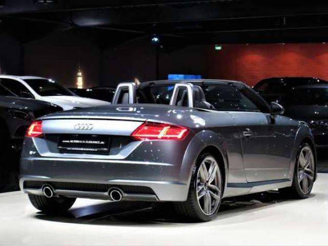 """Audi TT 1.8 TFSI Roads.*S-LINE*MMI*XENON*LEDER*NAVI*19""""LM"""