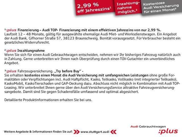 Audi A3 Sportback e-tron Sport Panoramadach VC LED