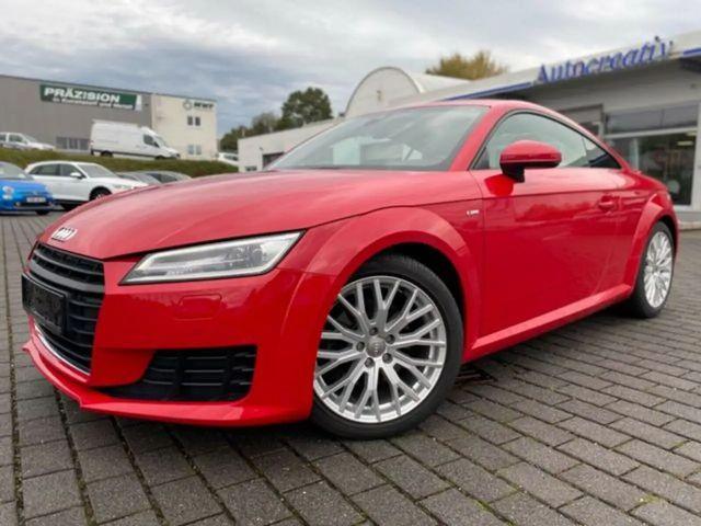 Audi TT Coupe 2.0 TFSI Coupe S Line Sport Plus B&O
