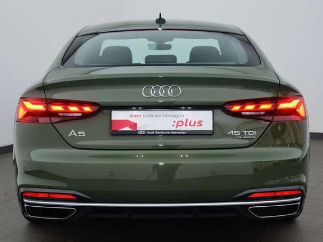 Audi A5 45 TDI qu. advanced, AHK, virtual,