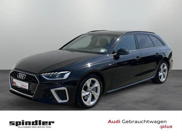 Audi A4 Avant S line 40 TDI S tronic *Navi*MatrixLED*