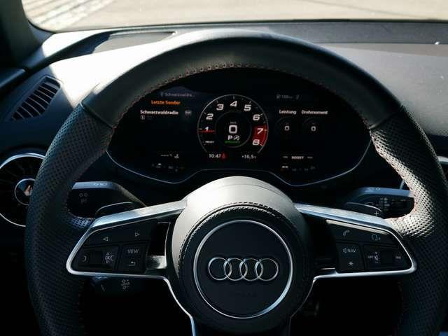 Audi TT Roadster 45 2.0 TFSI quattro s-tronic 3xS Line B&O