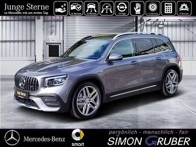 Mercedes-Benz GLB 35 AMG 2020 Benzine