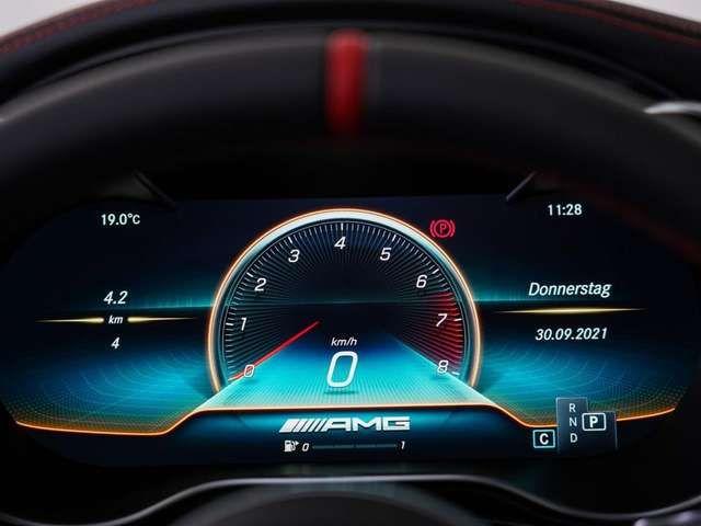 Mercedes-Benz GLC 43 AMG
