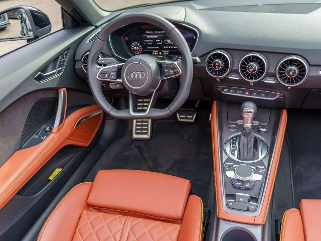 Audi TT 45 TFSI S tronic Navi LED B&O Leder