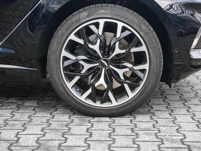 Aston Martin DBX Ultramarine Black Carbon, Sports Seat, Pano