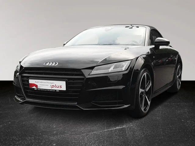 Audi TT Roadster 1.8 TFSI S tronic S line S-Sitze Navi ...