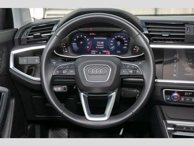 Audi Q3 advanced 35 TFSI S tr. (AHK,ACC,EPH,SHZ)