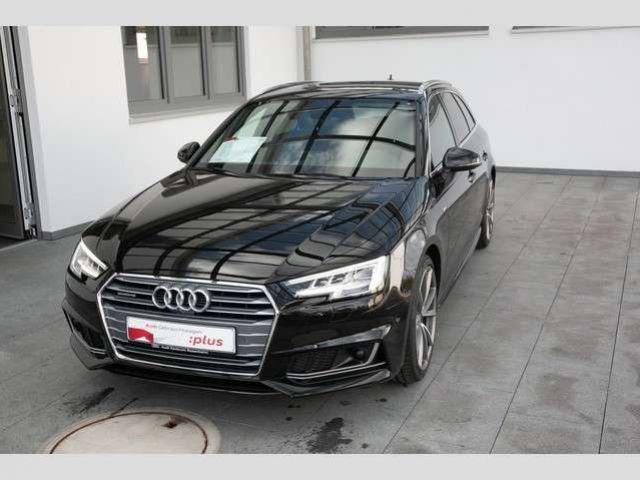 Audi A4 Avant S line 2.0 TFSI qu. S tr.(AHK,Matrix,ACC,