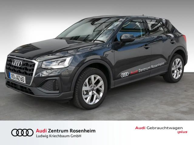 Audi Q2 35 TFSI (LED,Navi+,EPH,SHZ,DAB,MFL)