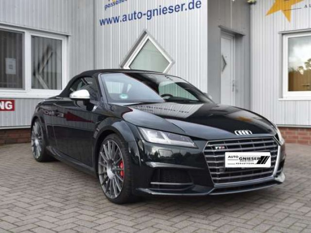 Audi TT 2.0 TFSI quattro s-tronic Roadster *LED*Kamera*...