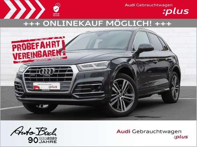 Audi Q5 S line 40TDI qu. Stronic Navi LED Sitzheizung ACC