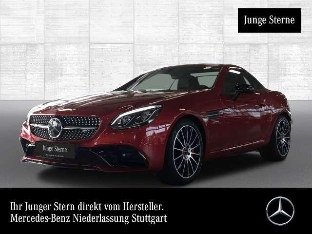 Mercedes-Benz SLC 43 AMG